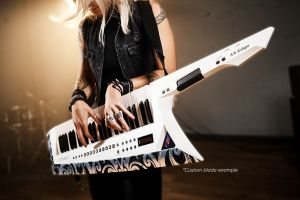 Coming Soon! Roland AX-EDGE Keytar