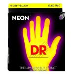 DR NYE-10 Neon Yellow Electric